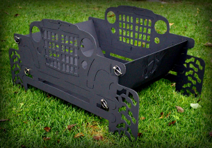 Willys Jeep Firepit